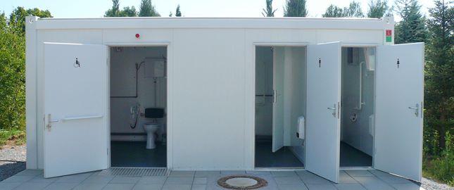 Sanitarinis konteineris wc